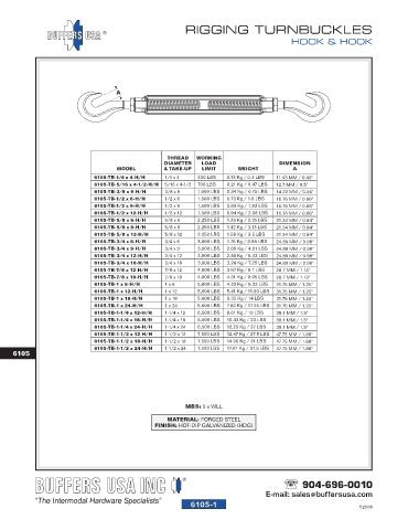 Page 272 - BUI_2019_Catalog_Marine_Hardware_CONTENT_v13_L