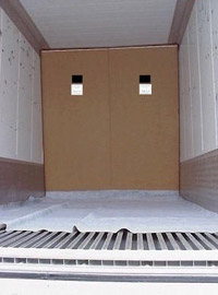 What Is Freight Shipping >> Thermal Insulated Bulkhead